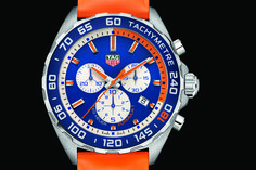 """""""Dutch Pride"""" embodied by the new TAG Heuer Formula 1 Max Verstappen Special…"""