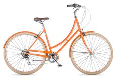 PUBLIC C7 Step Through Bike