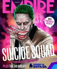 La revista #Empire nos sorprende con esta portada protagonizada con el #Joker de #EscuadrónSuicida #SuicideSquad #WBPivzla @wbpictureslatam @cineblancica Lee más al respecto en http://ift.tt/1hWgTZH Lo mejor del Cine lo disfrutas #DesdeLaButaca Siguenos en redes sociales como @DesdeLaButacaVe #movie #cine #pelicula #cinema #news #trailer #video #desdelabutaca #dlb