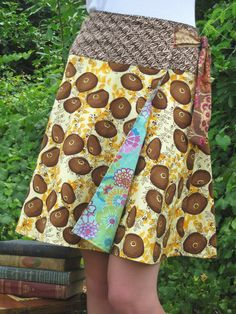 reversible wrap skirt pattern