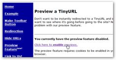 How to see where a tinyurl is really linking to