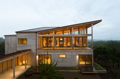 Eco Homes and Green Architecture Pictures