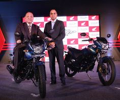 Honda launches new CB Shine SP; 125cc motorcycle http://blog.gaadikey.com/honda-launches-new-cb-shine-sp-125cc-motorcycle/