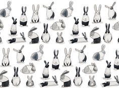 Our bunny wallpaper is perfect for a woodland nursery theme. Peel and Stick Wallpaper by Rocky Mountain Decals is a NEW way to apply wallpaper. Nursery Decals, Nursery Wallpaper, Wallpaper Decor, Kids Wallpaper, Black Wallpaper, Rabbit Art, Bunny Rabbit, Rabbit Wallpaper, Bunny Room