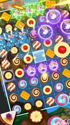 https://itunes.apple.com/us/app/cookie-star/id1173130915 #cookie #candy #cookiecrush #bakerypuzzle #crunch #cookiesmash #cookiestar #cookieblast #cakejam #deliciouscooking 2