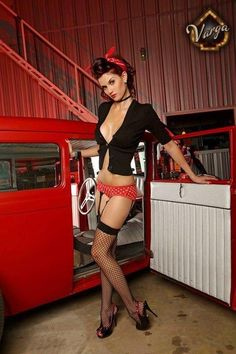 Hot Rod _ Pin Up Girl http://www.route3amotorsports.com/index.htm https://www.facebook.com/pages/ROUTE-3A-MOTORS-INC/290210343793?ref=hl OPEN 7 DAYS A WEEK 978-251-4440