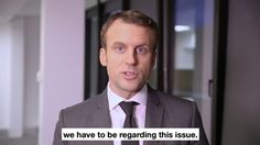 New French President Invites Cleantech & Climate Leaders From USA To Ditch Donald Trump, USA (Video)