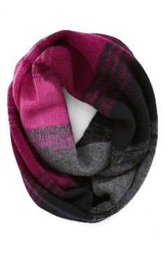 Free shipping and returns on Halogen® Stripe Cashmere Infinity Scarf at Nordstrom.com. Blocks of neutral color fade into one another to create a pure cashmere infinity scarf.