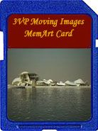International MI Art, Qatar series, moving images memart card for the digital picture frame. Find previews @ 3vpmiart.com