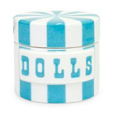 """Valley of the Dolls"" inspired pill box from Jonathan Adler"