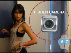 A Woman Attaches Cameras to Her Yoga Pants Just to See Who Checks Her Out... And Remind Men About Their Health