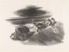 Free Lodging  - Yasuo Kuniyoshi