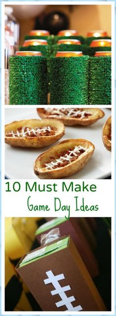 News A Collection of 10 Awesome Superbowl Party Id Tailgate Desserts #News #Collection #Awesome #Superbowl #Party #Tailgate #Desserts Tailgate Desserts, Superbowl Desserts, Football Party Foods, Tailgate Food, Football Food, Football Birthday, Superbowl Party Food Ideas, Football Recipes, Tailgating Ideas