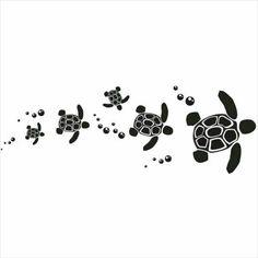 Foot Tattoos: Photo Turtle tattoo… Love the bubbles the turtles need to be like the honu ones I like. Tattoo Main, Hawaiianisches Tattoo, Piercing Tattoo, Body Art Tattoos, New Tattoos, Maori Tattoos, Tribal Tattoos, Armband Tattoo, Ear Piercings