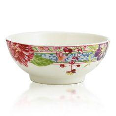 Gien - Millefleurs Cereal Bowl