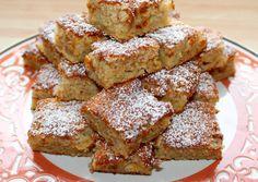 Almás piskóta   Alajuli receptje - Cookpad receptek Hungarian Cuisine, Hungarian Recipes, Sweet Cookies, Cake Cookies, Baking Recipes, Dessert Recipes, Hungarian Cake, French Toast, Deserts