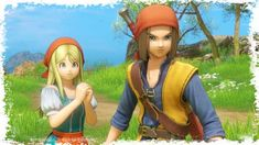 Dragon Quest XI S: Echoes of An Elusive Age Out Tomorrow on Nintendo Switch Dragon Quest, Games To Play Now, Games For Boys, Ps4, Playstation Store, Nintendo Switch, Portable Console, Game Mechanics, Dragon Warrior
