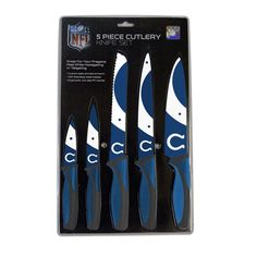 Indianapolis Colts Knife Set - Kitchen - 5 Pack