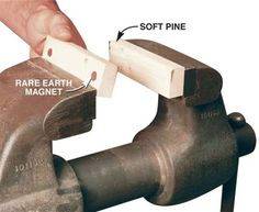 Snap-On Soft Jaws - Popular Woodworking Magazine