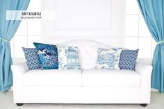 Soft & Subtle: http://www.stylemepretty.com/living/2015/03/30/project-sofa-from-society-social/