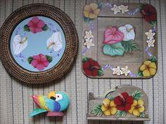 decorative painting pintura decorativa  トロピカルペイント