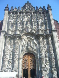 Catedral Metropolitana de Ciudad de Mexico SitiosdeMexico.com - Directorio Turístico y de Entretenimiento - Valora, Comenta y Gana!
