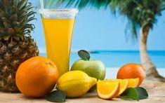 Riu Hotels & Resorts offer healthy fruit cocktails to their guests. Riu Hotels & Resorts ofrecen cócteles de frutas a sus huéspedes. Summer Fruit, Healthy Summer, Healthy Fruits, Fruits And Veggies, Healthy Juices, Healthy Drinks, Jugo Natural, Sugar Detox Diet, Detox Your Body