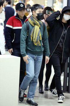 151203 EXO D.O | Hongkong Airport to Incheon