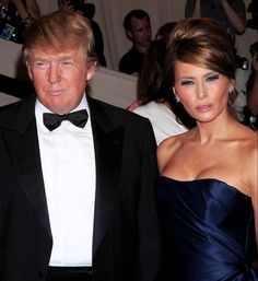 Melania Knauss Trump - AFTER
