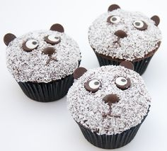 Catcakes - Repostería Creativa: Chocolate fudge cupcakes