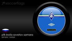 PFK Krylia Sovetov Samara - Veja mais Wallpapers e baixe de graça em nosso Blog. Visite-nos http://soccerflags.tumblr.com