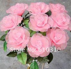 Бесплатная доставка оптовая продажа 2.5 м bmilitary зеленый цвет нейлон цветок чулок решений для свадебного поделок сердца аксессуар ( 20 шт./лот ) купить на AliExpress