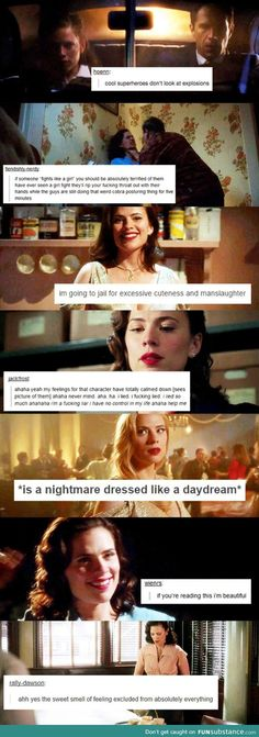 Peggy Carter textposts