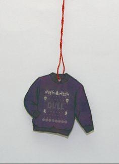 Sherlock Holmes Christmas Sweater Ornament by geekEcrafts on Etsy Sherlock Fandom, Sherlock Holmes, Christmas Sweaters, Christmas Ornaments, Johnlock, Holiday Decor, Etsy, Christmas Jewelry, Christmas Jumpers