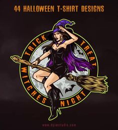 All designs were created with care to detail for all those Halloween lovers.The collection will be perfect for kids, Halloween clubs, t-shirts and other apparel producers, merchandise.