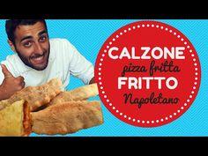 La buonissima pizza fritta napoletana! Qualcuno lo chiama ripieno, qualcuno lo chiama calzone o scarpone ma resta sempre una delle cose piú buone da gustare!