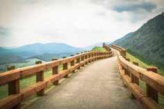 Check out Path Overlooking large hills by Suzo Images on Creative Market
