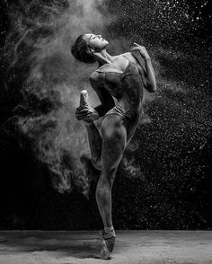 "To dancer Olga Kuraeva ballet is ""neither a philosophy nor a job"" but a means of expressing emotion."