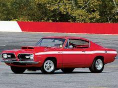 1969 Barracuda ;-)