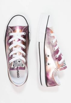 23b23d021b801 CHUCK TAYLOR ALL STAR METALLIC - Sneakersy niskie - dusk pink/white/black @  Zalando.pl 🛒