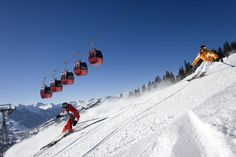 Many people associate skiing holidays with Christmas time and New Years, but many of the resorts in Andorra, Austria and France have ski seasons which… Ski Deals, Der Bus, Ski Season, Ski Holidays, Ski And Snowboard, Vacation Destinations, Austria, Skiing, Around The Worlds