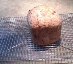 Holiday Cinnamon Oatmeal Raisin Bread Recipe Video by a1angiem | ifood.tv