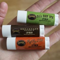 Founders Brewing Co. Lip Balms