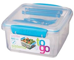 Twitter / lunchboxstore: Sistema lunchbox with snap ...