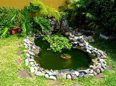 Cómo hacer una fuente para tu jardín en simples pasos | Notas | La Bioguía