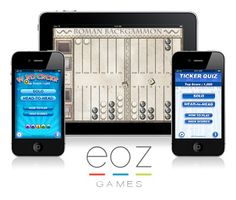 new games to try from EOZ games...
