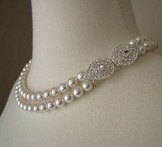 Pearls for wedding