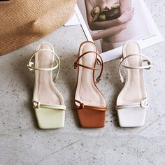 Toe Shape, Types Of Shoes, Shoe Game, Women's Shoes Sandals, Bag Accessories, Fashion Shoes, High Heels, Slippers, Footwear