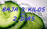 This very simple diet will make you lose 3 kilos in 2 days. plans plans to lose weight recipes adelgazar detox para adelgazar para adelgazar 10 kilos para bajar de peso para bajar de peso abdomen plano diet Detox Drinks, Healthy Drinks, Healthy Tips, Healthy Eating, Healthy Recipes, Diet Recipes, Healthy Food, Detox Thermomix, Detox Diet For Weight Loss