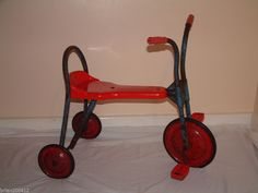 Vintage Tri-ang 3 Wheeler Pedal Bike/Trike/Tricycle (Photography, Prop, Display) in Toys & Games, Vintage & Classic Toys, Other Vintage & Classic Toys | eBay